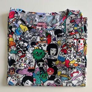 Tokidoki Limited Edition Shirt